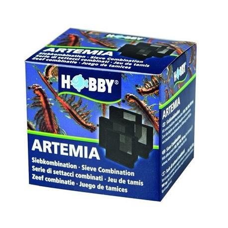 HOBBY Set 4p tamis pour artémia