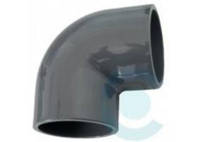 Coude PVC FF 90° 50mm