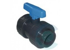 Robinet PVC à bille 25mm
