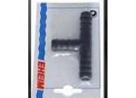 """EHEIM Réducteur en """"T"""" pour tuyau 16/22 mm vers 12/16mm"""