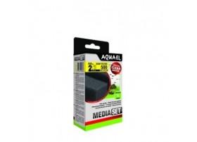 AQUAEL Mousse standard pour filtre asap 500 (2pc)