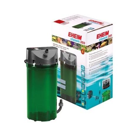 EHEIM Filtre Classic 350 (2215) 620Lh 350L + Robinets
