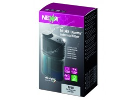 Filtre DUETTO DJ50 80-250l/h 4W