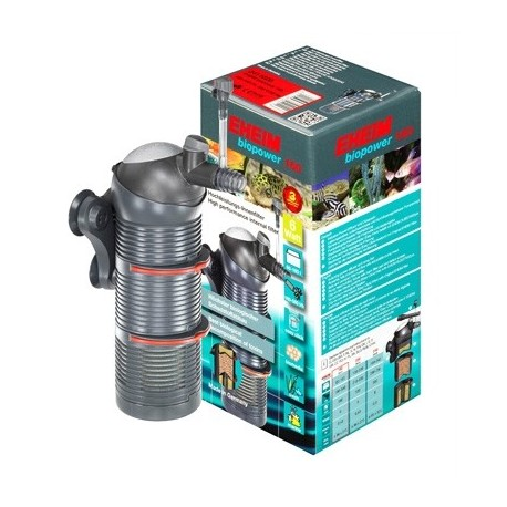 EHEIM Filtre Biopower 160 - filtre interne
