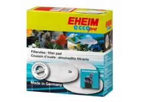 EHEIM Ouates de filtration pour filtres EHEIM Ecco Pro (2032/2034 et 2036) - vendu par 3