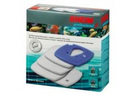 EHEIM Ouate filtrante (1 bleue et 2 blanches) pour filtre EHEIM 2080