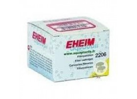 EHEIM Mousses Blanches pour AquaBall 45 (EHEIM 2206) et BioPower 160 (EHEIM 2400) - vendu par 2