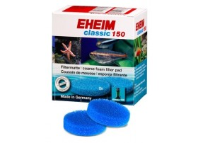 EHEIM Coussins de mousse bleuepour filtre EHEIM 150 (EHEIM 2211) - vendu par 2