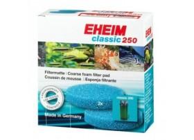 EHEIM Mousse bleuepour filtre EHEIM CLASSIC 2250 (EHEIM 2213) - vendu par 2