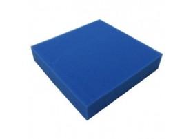 JBL Mousse filtrante bleue fine 50x50x10cm