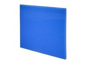 JBL Mousse filtrante bleue fine 50x50x2.5cm