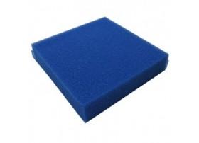 JBL Mousse filtrante bleue large 50x50x10cm