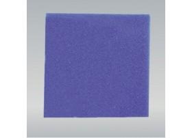 JBL Mousse filtrante bleue large 50x50x5cm