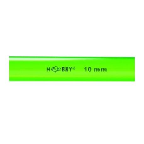 HOBBY Tube rigide vert 10mm extérieur 1m