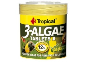 3-ALGAE TABLETS A 50ml