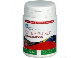BIOFISH FOOD CHLORELLA M 60gr