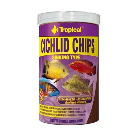 CICHLID CHIPS 1000ml