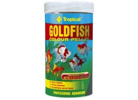 GOLDFISH COLOUR PELLET 250ml