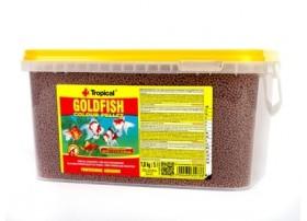GOLDFISH COLOUR PELLET 5L