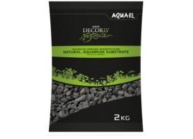 AQUAEL Gravier basalt 2-4mm 2kg