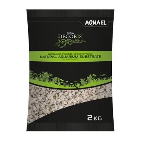 AQUAEL Gravier dolomite 2-4mm 2kg