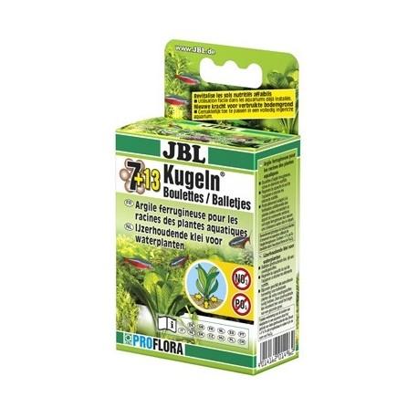 JBL 7 + 13 boulettes fertilisantes