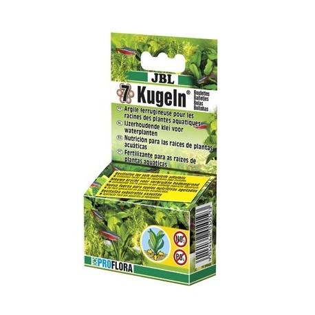 JBL  Les 7 boulettes fertilisantes - nourritures pour plantes d'aquarium