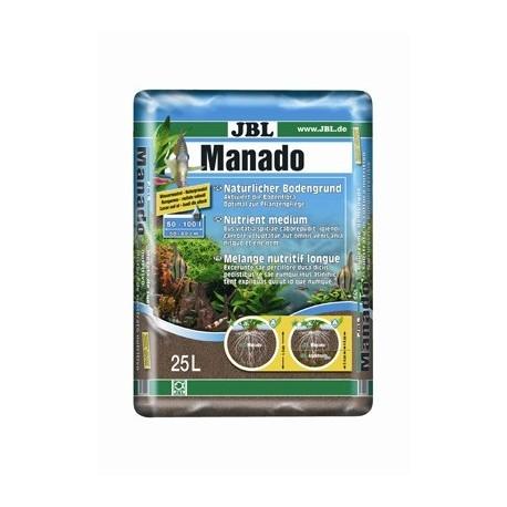 JBL Manado 25l substrat sol naturel