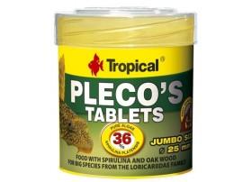 PLECO'S TABLETS 11pcs 50ml