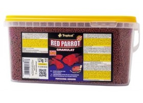 Rouge PARROT granulat 3L