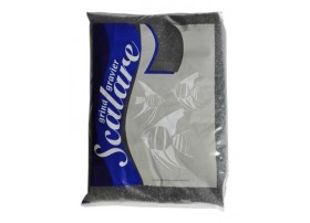 SCALARE gravier noir 1-3mm 4kg