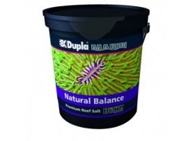 SEL DUPLA  natural balance seau 20kg premium reef salt 600l