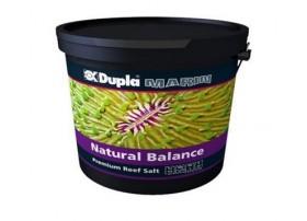 SEL DUPLA  natural balance seau 8kg premium reef salt 240l