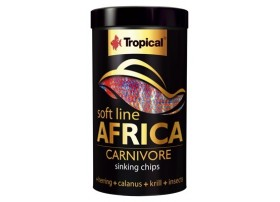 SOFT LINE AFRICA CARNIVORE chips 250ml