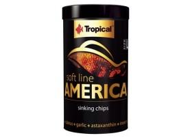 SOFT LINE AMERICA L chips 250ml