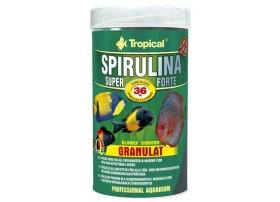SUPER SPIRULINA FORTE GRANULAT 250ml