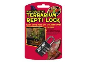ZOOMED Cadenas à chiffres repti lock pour terrarium