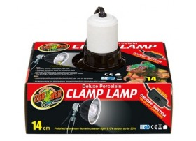 CLAMP LAMP Support DELUXE PORCELAINE 14cm