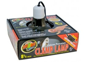CLAMP LAMP Support DELUXE PORCELAINE 22cm