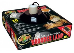 CLAMP LAMP Support DELUXE PORCELAINE 25cm