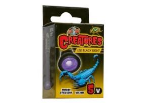 ZOOMED Créatures noir light 5w