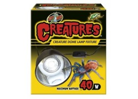 ZOOMED Créatures dome lampe fixture