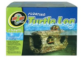 Floating Tortue Log