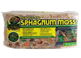 New Zealand Moss (sphagnum moss) 150grs