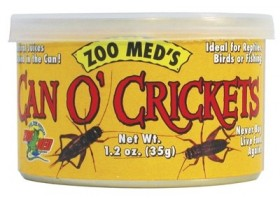 Nourriture CAN'O CRICKET 35grs -ZM