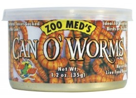 Nourriture CAN'O WORMS 34grs ZM
