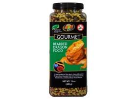 Nourriture GOURMET BEARDED DRAGON FOOD 383grs