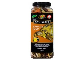 Nourriture GOURMET TORTOISE FOOD 340grs