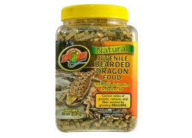 Nourriture NATURAL BEARDED DRAGON juvénile 283grs