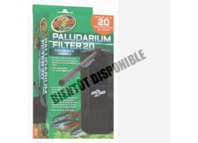 ZOOMED Paludarium filtre 75l